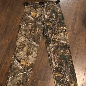 Realtree cargo pants